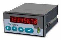 Dual-/Diferencial contador com 8 dígitos e saída analógica ZA330