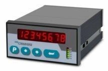 Dual-/Diferencial contador com 8 dígitos ZD330