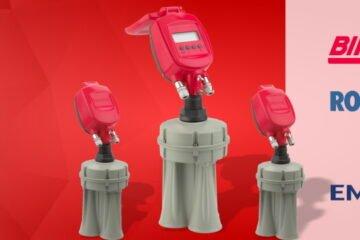 BINMASTER Licencia o scanner e software de sólidos 3D da EMERSON