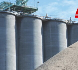 Colossus concrete utiliza soluções BinMaster