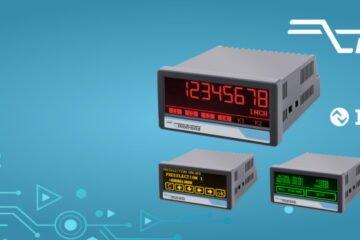 Indicador de processo touchMATRIX® com módulo IO-Link