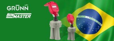 Precisa saber onde conseguir produtos BinMaster no Brasil? A resposta é Grunn de São Paulo