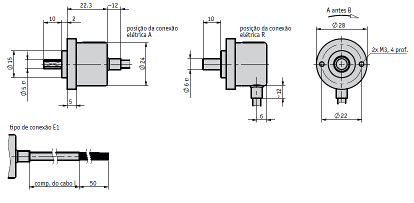 Desenho técnico IV2800