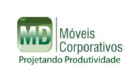 Logotipo MD Moveis