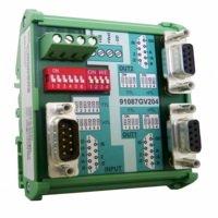 Divisor de pulso para sinais incrementais de codificador GV204