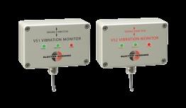 Monitores de vibração - Acelerômetros