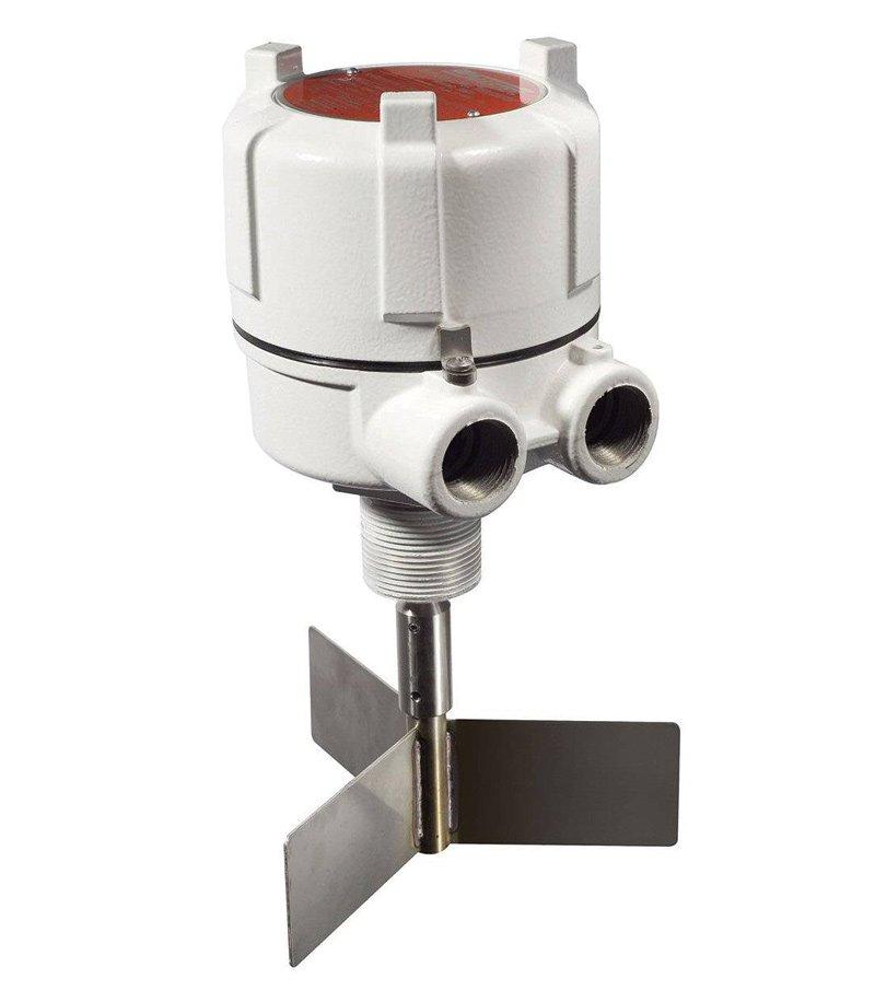 Chave de nível tipo pá rotativa padrão BMRX (Rotobin ou Rotonível)